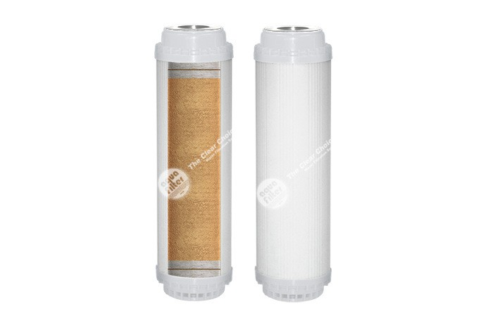Φίλτρο νερού αποσκλήρυνσης και αποσιδήρωσης Aqua Filter