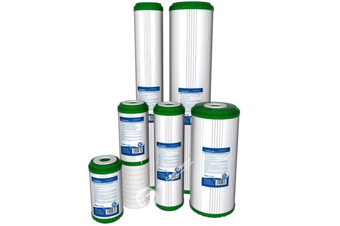 Φίλτρο νερού ενεργού άνθρακα KDF Aqua Filter