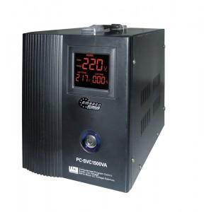 Σταθεροποιητής Τάσης Τύπου ΜΟΤΕΡ (SERVO MODE) PC-SVC-1500VA