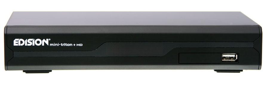 Αποκωδικοποιητής MPEG4 HD - Ψηφιακός Δέκτης EDISION MINI-TRITON