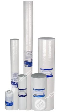 Φίλτρα νερού πολυπροπυλενίου στερεών ιζημάτων AquaFilter