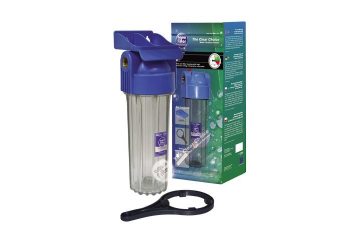 """Σώμα φίλτρου νερού Big Blue 10""""-3/4"""" Aqua Filter"""