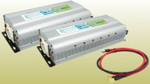 Inverter Διαμορφωμένου ημιτόνου HP-2000-12