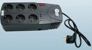Σταθεροποιητής Τάσης Τύπου RELAY AVR-2000HK
