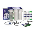 Φίλτρο νερού 3 σταδίων σετ Aqua Filter